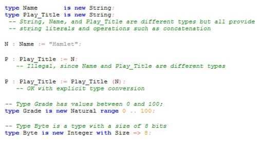 Ada: a C Developer's Perspective